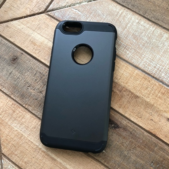 another chance 6ba6a ce16d Caseology Legion iPhone 6S/6 Case Black/Gunmetal
